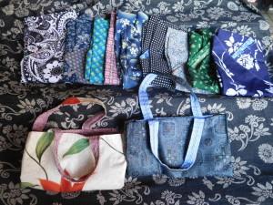 あづま袋とトートバッグby 月子-1
